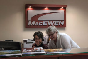 Why Work For MacEwen?