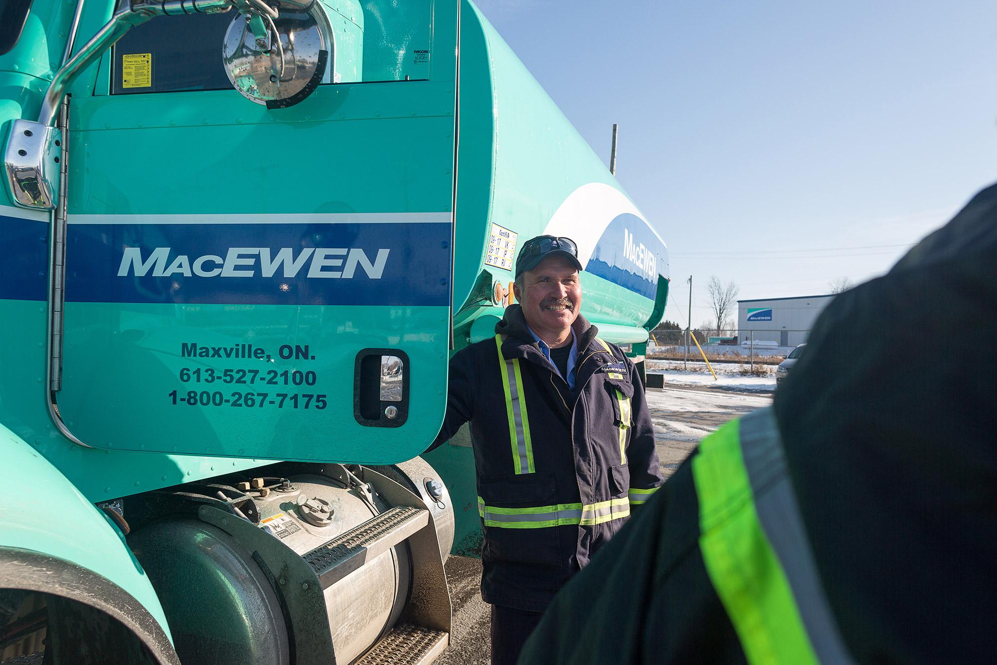Bulk DEF & Packaging - MacEwen Petroleum Inc